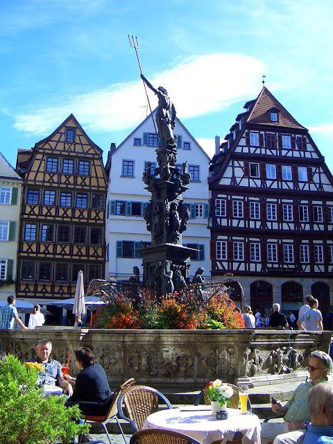 IT STARTED IN STUTTGART...: University of Tübingen (Universität Tübingen) - an...