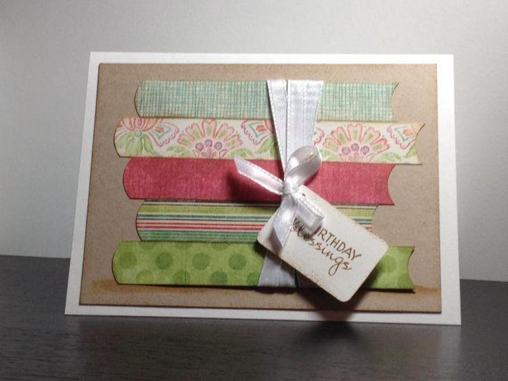 Book Lover Birthday Cards Paper Crafts Pinterest