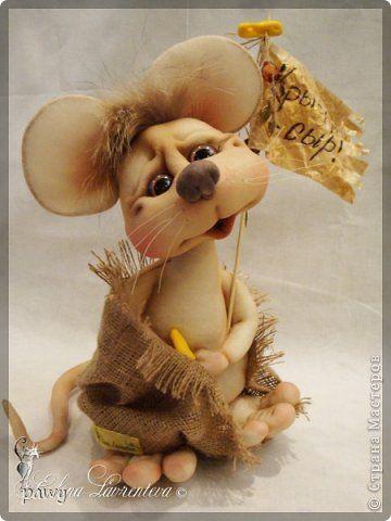 Куклы Шитьё Отдадим сыр крысам Капрон фото 1