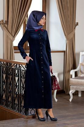 2022 Lacivert Velvet Elbise hakkında bilgilere bu sayfadan ulaşarak, ürünleri aynı zamanda alabilirsiniz.