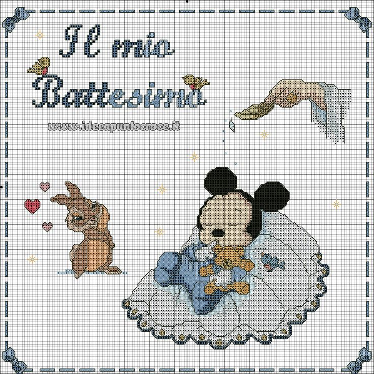Popolare 137 best punto croce disney images on Pinterest | Cross stitches  RD02