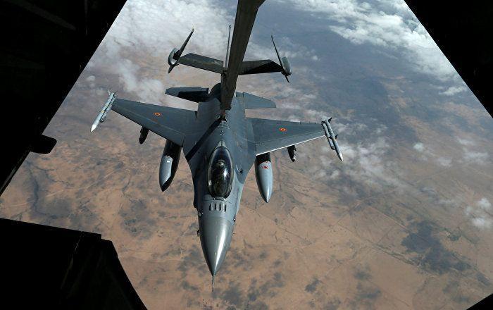 Sputnik Türkiye /// ABD ordusu hava saldırısında Afgan askerleri vurdu