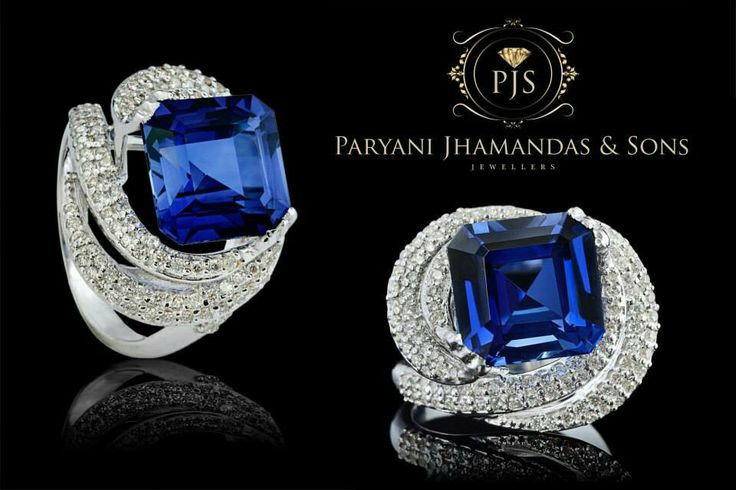 Titanic may have sunk in 1912,But this Blue sapphire will still make a statement in 2014...