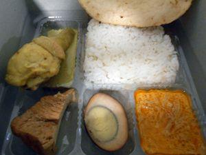 Nasi Box Nasi Opor - http://cateringsemarang.com/lunch/nasi-opor/