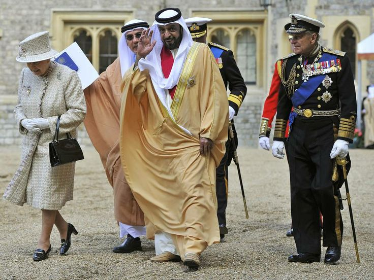Prince Philip's gaffes