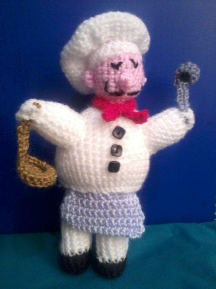 1000+ images about Mis creaciones en crochet on Pinterest ...