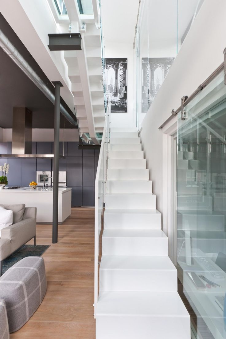 Loft access stairs and ladders san francisco by royo architects - Shoreditch Loft Staircase By Mpd Maurizio Pellizzoni