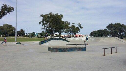 Mandurah Skate Park