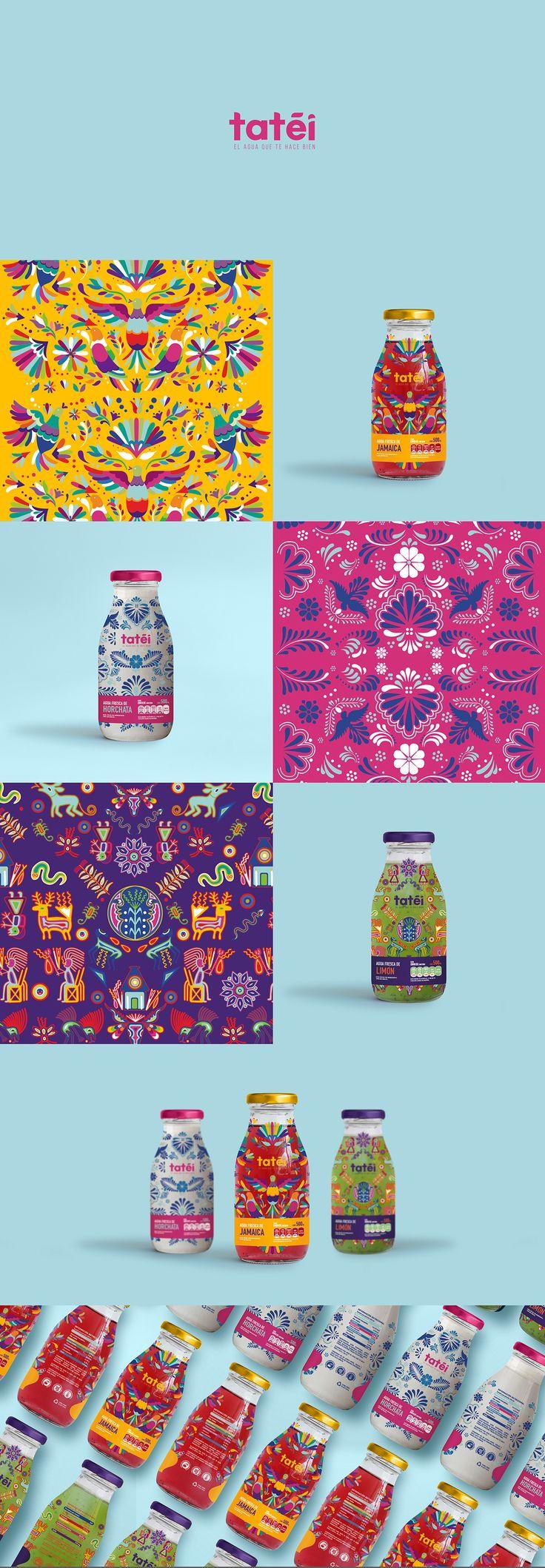 Desarrollamos este empaque para una marca de aguas de sabor basada en rescatar regiones y tradiciones mexicanas.
