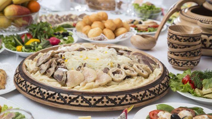 Бешбармак — рецепт из самого Казахстана