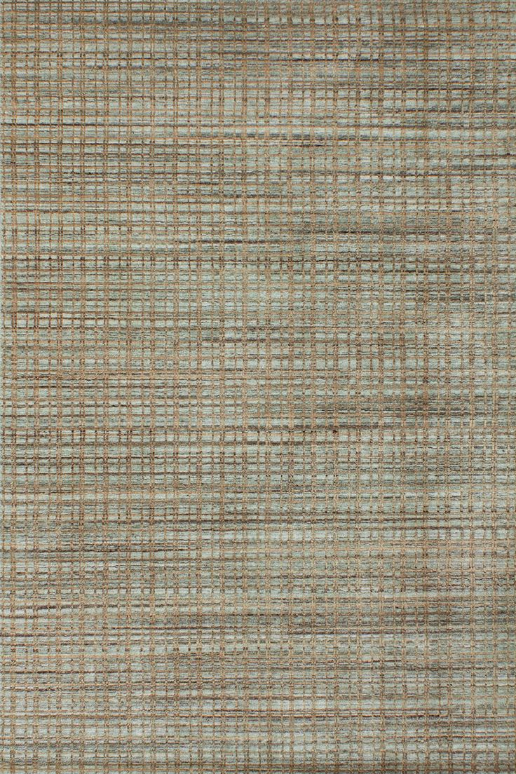 MANHATTAN by #sergelesage Just like textured graph paper, the lines on the Manhattan rug criss-cross to play around with shapes and shades.