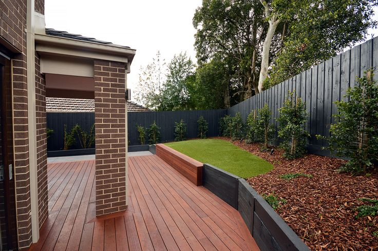 Deck Rear Yard | by by Supreme Green Landscaping
