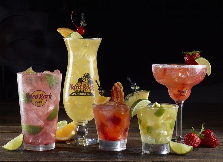 Experience Going Places! Desfrute de Cocktails de todo o mundo