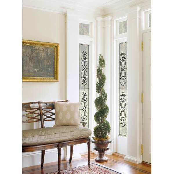 1000 images about add style to your windows on pinterest lace window etched glass and. Black Bedroom Furniture Sets. Home Design Ideas