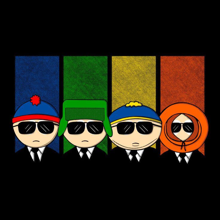 Reservoir Park Boys de Melonseta - Camisetas Pampling.com