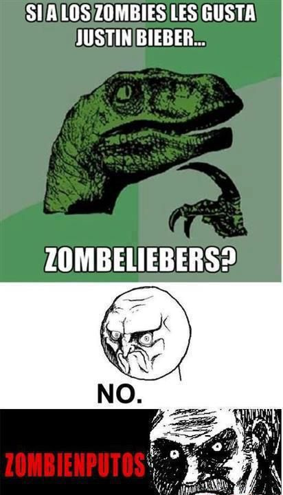 filosoraptor Zombie