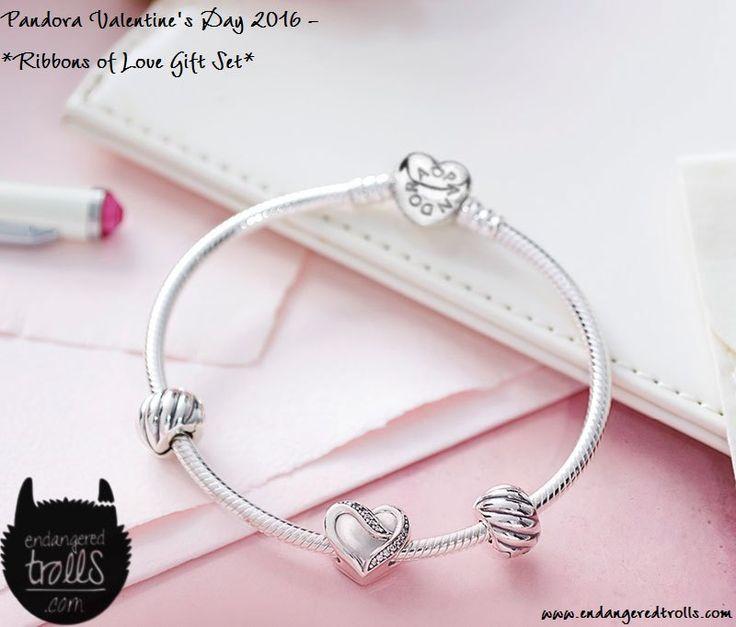 Pandora Valentine's Day 2016