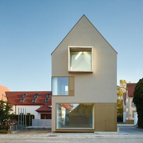 House e17 stuttgart germany by architects se arch for Stuttgart architecture