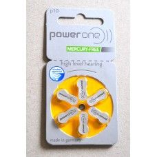 PowerOne Mercury Free Size 10(60 Pack)