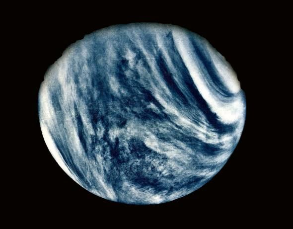 Relive first pictures of all 9 planets: Picture of Venus http://news.nationalgeographic.com/2015/07/150716-first-look-planets-solar-system-pictures-pluto-space/