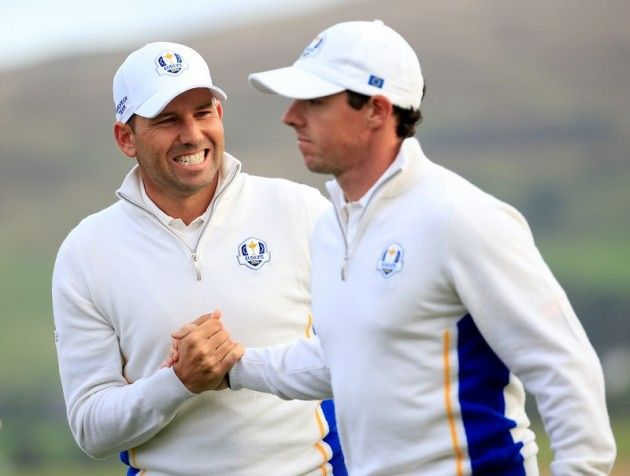 Jan 2015: 2016 Rio Olympics Golf: how to qualify. Sergio Garcia and Rory McIlroy at the Ryder Cup 2014. The format will be stroke play and the traditional 72 holes will be completed to stand a chance of winning gold, silver and bronze. The men will start on August 11th, with the women commencing on the 17th. We also know that each field will consist of 60 players. However, only 4 players from a country will be allowed to compete.