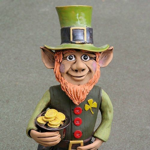 Zelený šibal