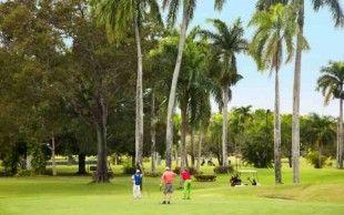 Playa-Dorada_golfkentta_Dominikaaninen-tasavalta