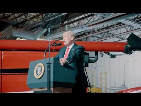 New video is now LIVE! Check it out: President Trump Visits Kirkwood Community College   Cedar Rapids, Iowa https://youtube.com/watch?v=AOiD9aWIE7w
