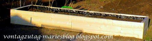 So baut man ein einfaches und kostengünstiges Hochbeet.  @vontagzutagmari http://vontagzutag-mariesblog.blogspot.com