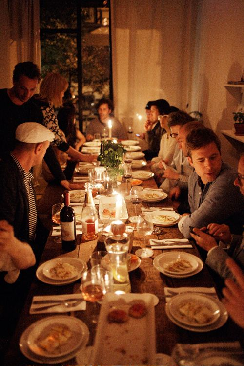 25 Best Ideas About Dinner With Friends On Pinterest