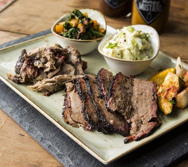 Pappas Delta Blues Smokehouse Brings Bold Original Barbecue To Plano Bbq Meat Pork Belly Bbq Brisket