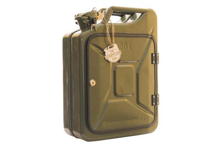 Minibar z kanistra Hunting / ekidesign Jim beam, Darek, Poovnctvo
