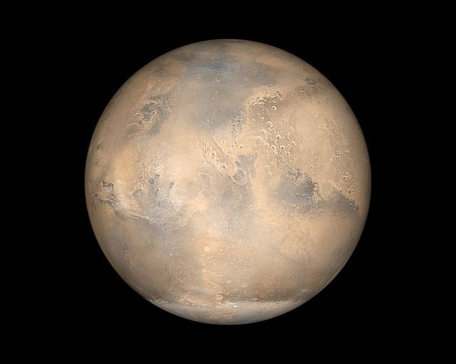Mars Opposition and Equinox by NASA on The Commons, via Flickr