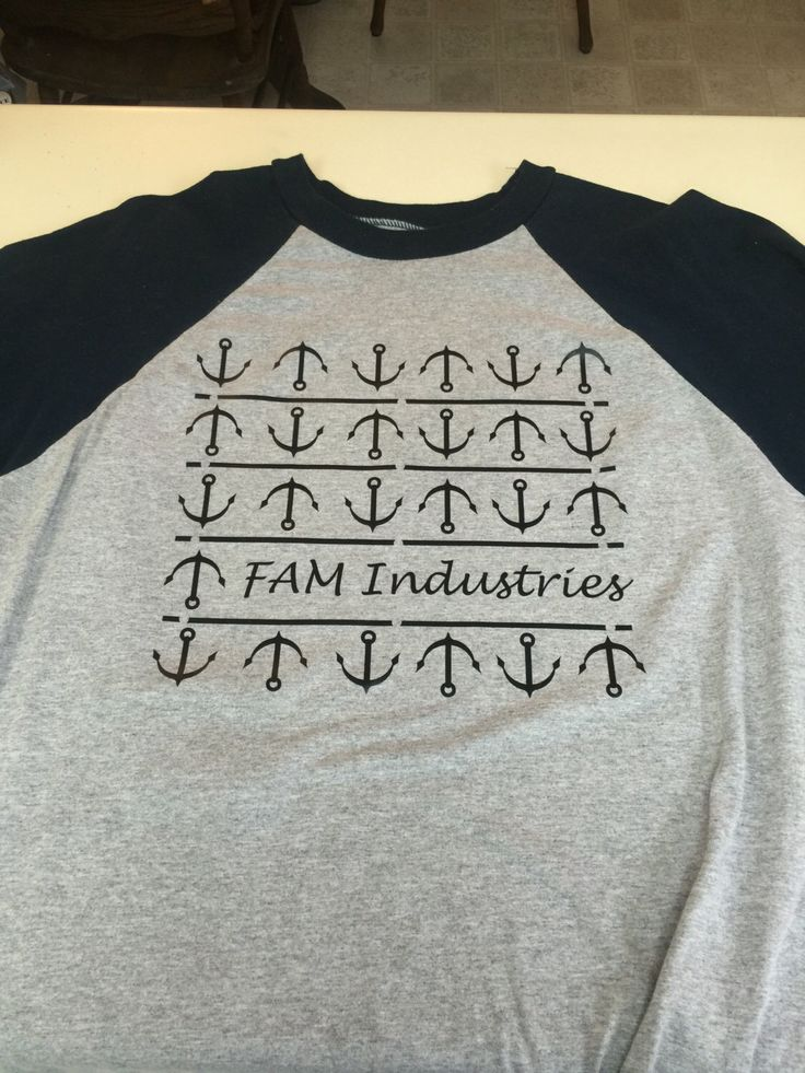 Anchor FAM Industries baseball tee Navy by FAMindustriesShop on Etsy https://www.etsy.com/listing/476721029/anchor-fam-industries-baseball-tee-navy