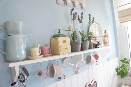 Madame Louflee Home Shabby Chic Kitchen Accessories