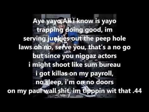 Yo gotti yayo lyrics