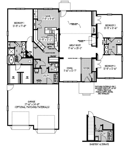 17 best images about floor plan options on pinterest for Monster mansion mobile home floor plan