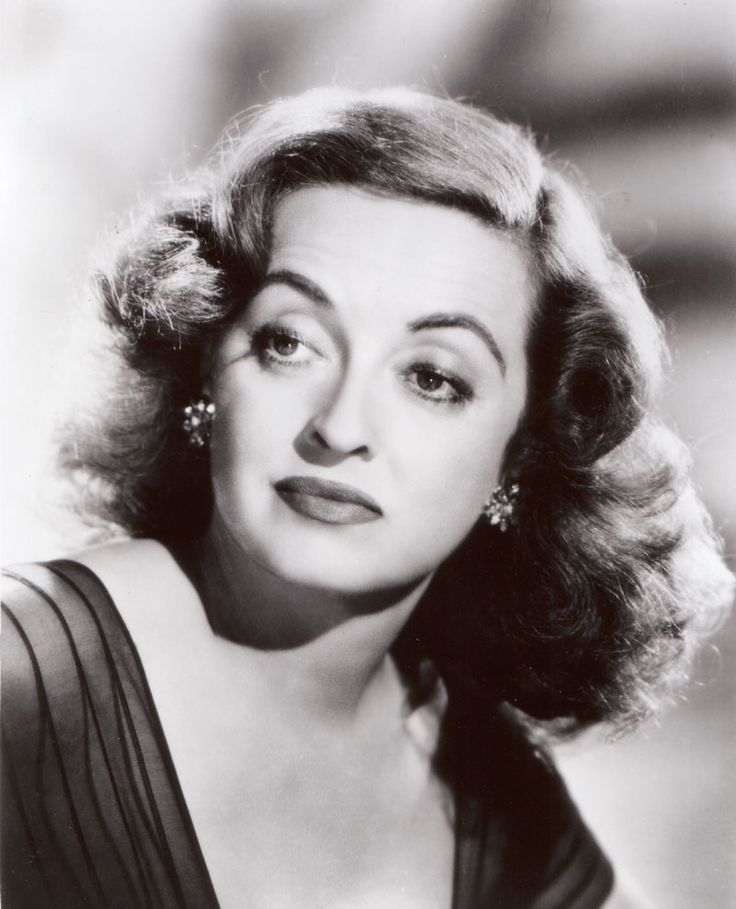 """Bette Davis:  """"I sent my flowers across the hall to Mrs Nixon but her husband remembered what a Democrat I am and sent them back."""""""