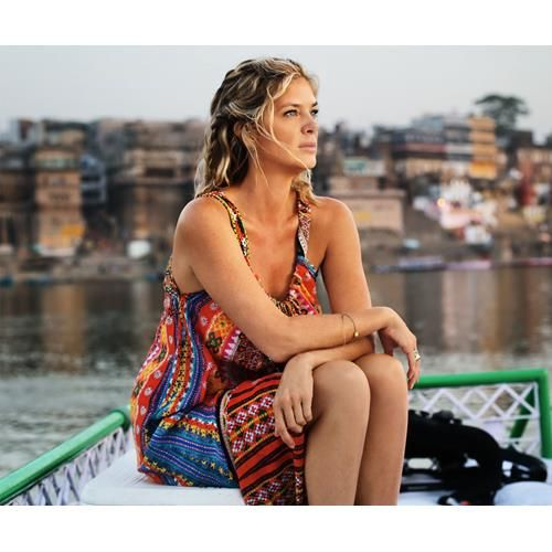 In this week's episode of Rachel Hunter's Tour of Beauty, Rachel Hunter travels to India to find spiritual wellbeing | Woman's Day content brought to you by Now to Love