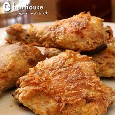 Amish Baked Fried Chicken