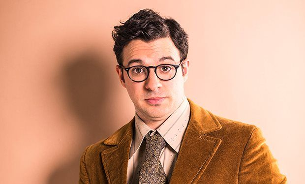 The Philanthropist review: Simon Bird is hilarious as he leads a stellar comic cast