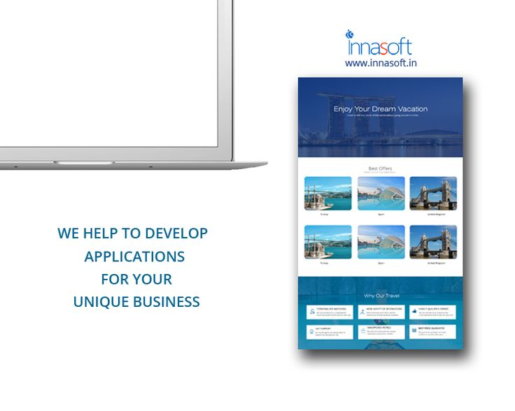 When with #Innasoft, expect nothing less than Awesome. We love to develop unique applications, and thus Innovation is a synonym to us. Contact us today for any #websolutions to your Business. #webdevelopment #webapplicationdevelopment