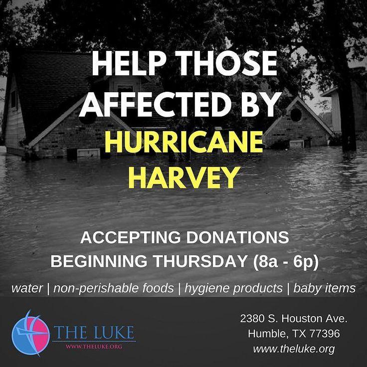 Hurricane Harvey brought devastation to so many