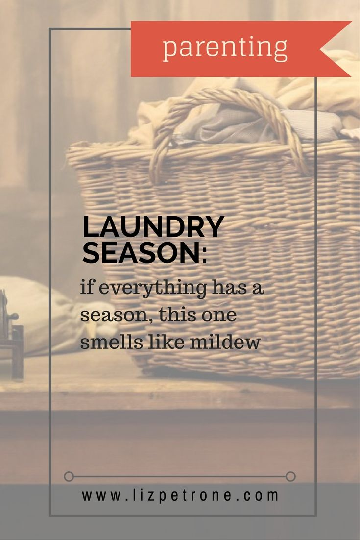 lizpetrone.com | Laundry Season: motherhood, parenting, family, cleaning, faith, inspiration, patience