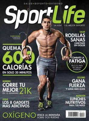 Revistas PDF en Español: Revista Sport Life México - Abril 2017 - PDF HQ