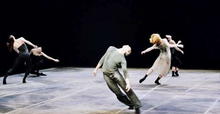 new york Shen Wei Dance Arts Houston debut