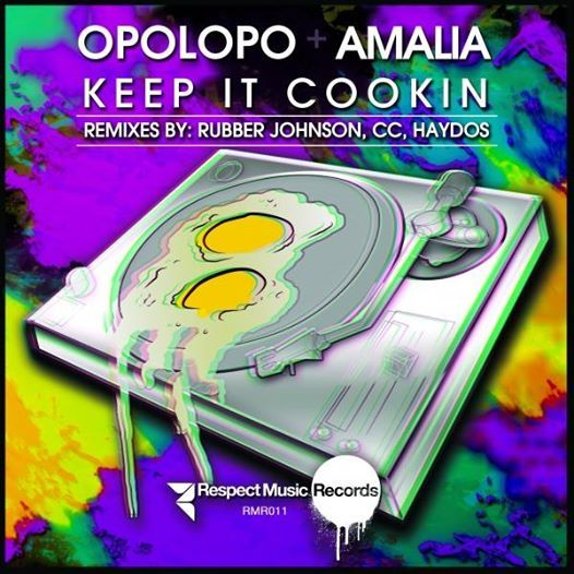 Watch out for afunk-fueled release coming out in April 2016 on Respect Music Records from one of the industries future funk leaders and heavyweights, Opolopo and the very dynamic and energetic Amalia. It comes with a diversity of mixes to suit a wide range of dance floors and ears. Meanwhile, check out these other releases by Respect Music Records still out on all online digital stores: Neon...