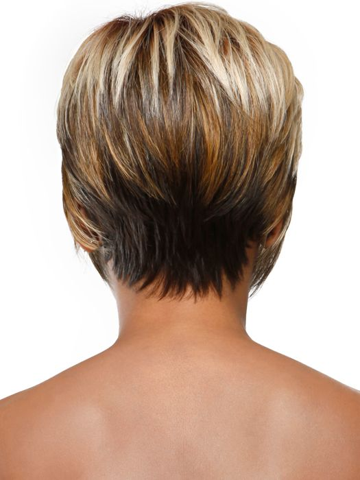 Stacked Hair Back View Stacked Bob By Sherri Shepherd