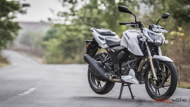 TVS Apache RTR 200 4V deliveries commence in select cities