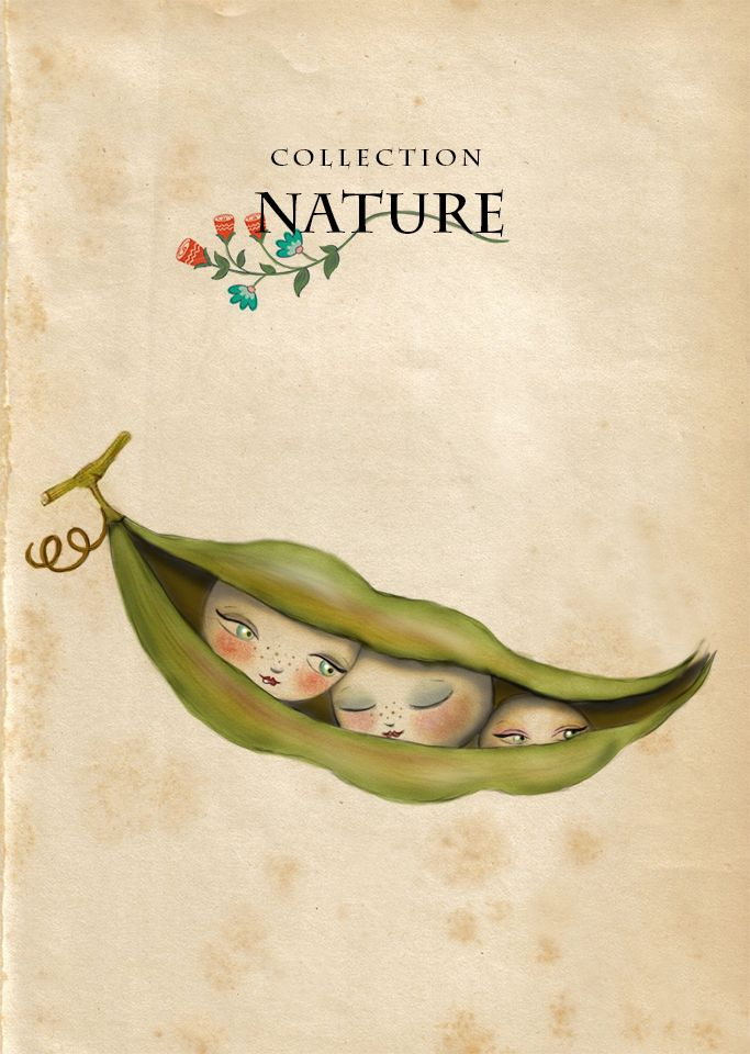 Colección nature. #laliblue #judia #nature